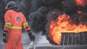 İSKEN'de Yangın Müdahale Ekipleri, Arama ve Kurtarma Ekipleri, Kimyasal Madde Sızıntı Müdahale