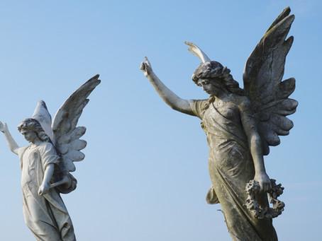 Angels and Jinn