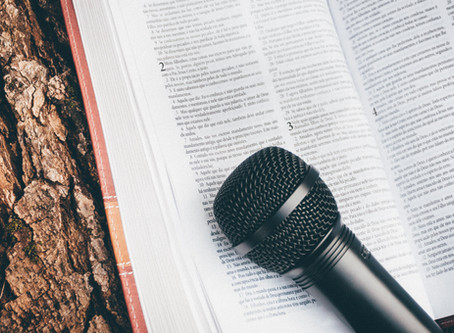 173 Days of Negotiating With Reality & Why Your Microphone Matters: A Word For Pandemic Pastors