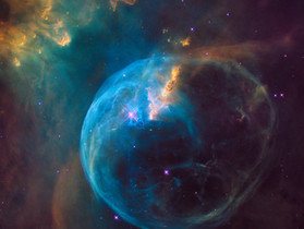 Quantum Physics and the Heavenly Dimension?