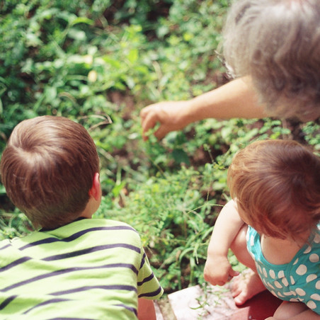 Real Parenting: Learning to Grandparent