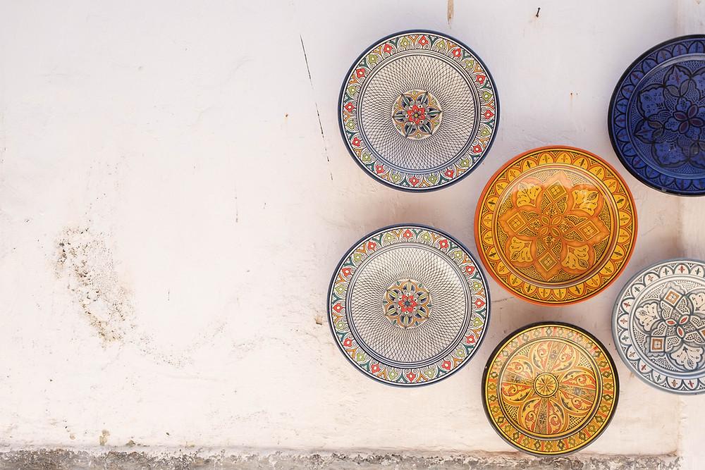 moroccan art and architecture