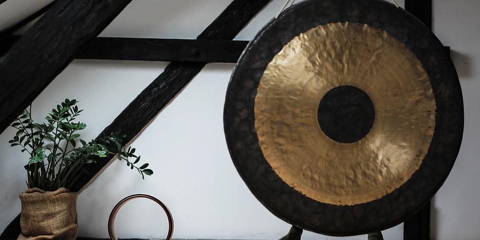 High Vibration Gong Sound Journey Meditation