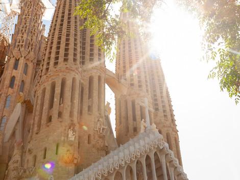 Sagrada Familia; Curiosidades, historia y cómo visitarla