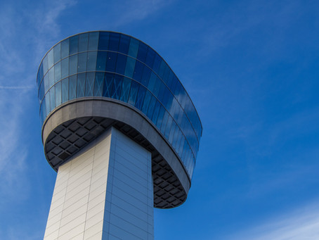 Air traffic control tower evacuation due to HAZMAT incident
