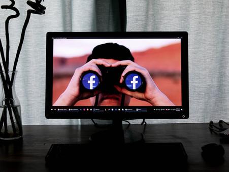 A rede social é responsável pelas publicações do usuário?