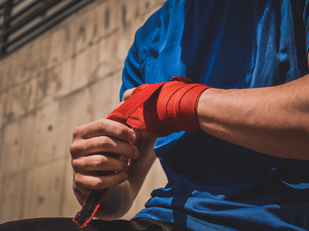 What to do when you have a sports injury