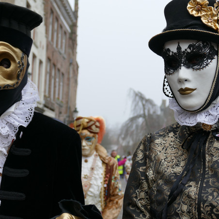 I Never Heard That: How and Why We Should All Be Celebrating Mardi Gras