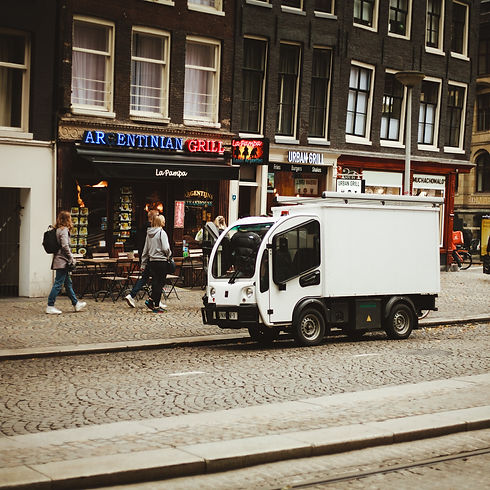 LaRue Logistics Less-Than-Truckload