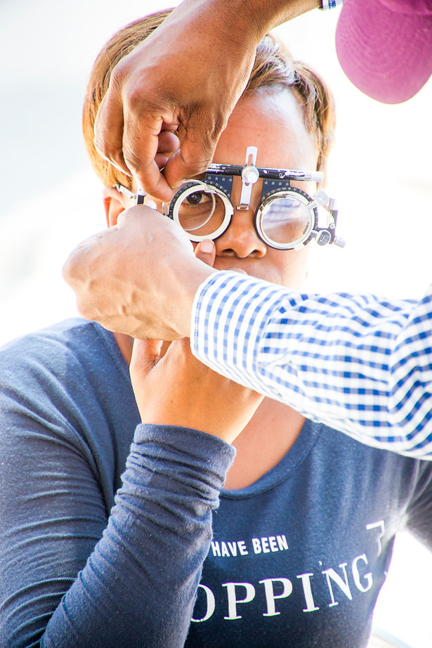 Testing Lenses Image by Hush Naidoo