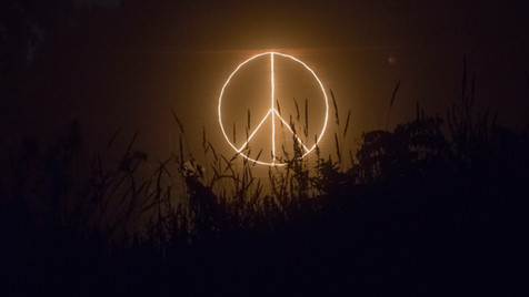 From The Kitchen Window - Peace