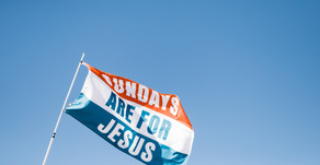 The Trick That Helped Us Make Sunday Holy