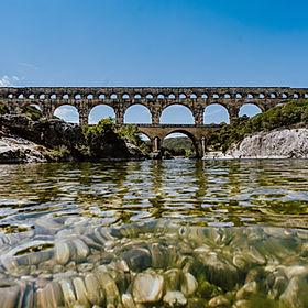 Pont du Gard - Image de Xuan Nguyen - Unplash