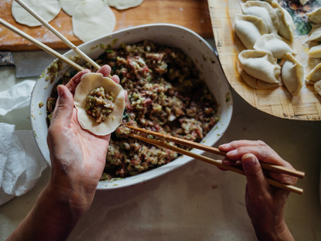 """Ever wondered where does the """"soup"""" in our dumplings come from?"""