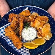 Chicken Nugget (7 pieces) Meal