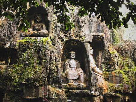 Buddhas Lehre: der achtfache Pfad - 3. Die Rechte Rede (Samma vaca)