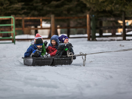 Winter Safety Tips for Parents and Children