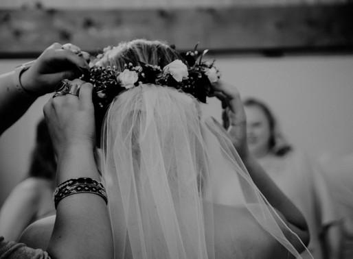Das Getting Ready am Hochzeitstag - Tipps für Brautpaare & Wie ich Euch dabei begleiten kann