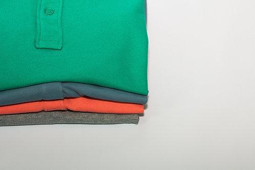 Santhome Antimicrobial Polo-Shirts