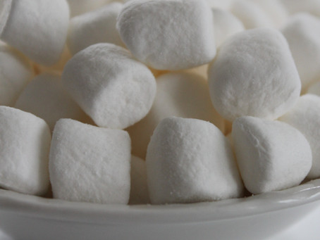 Marshmallow Building...