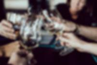 Friday drinks by Scott Warman