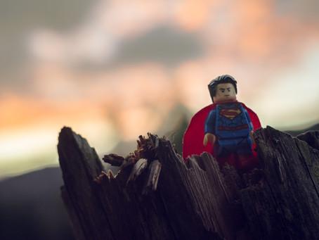Customers aren't superheroes