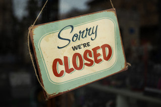 Charity Shop Closures - We Desperately Need Your Support