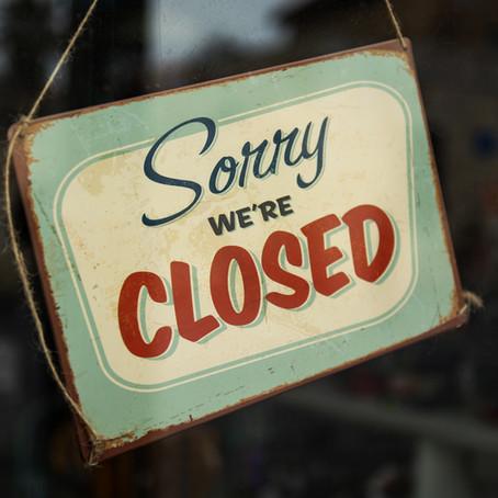 To-do: Christmas shutdown procedure for businesses