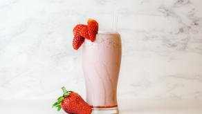 """Probiotic Strawberry """"Milkshake"""""""