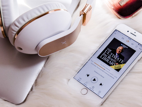 Audiobooks - The Solution for Slow Readers