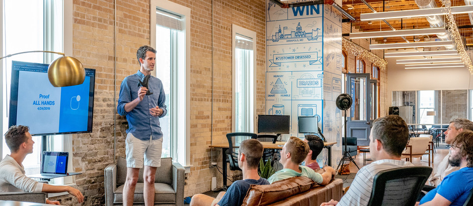 Secrets of a Memorable Business Presentation