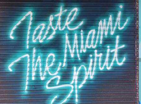 A Miami Menu