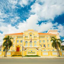 Phnom Pehn Old Building