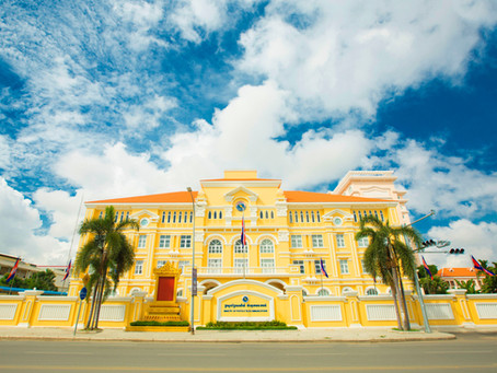 Trademarks in Architecture: The State of Cambodian Law