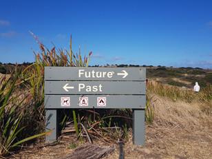Vergangenheit und Zukunft