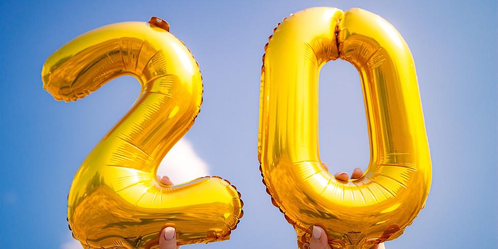 Netregy 20th Year Company Anniversary