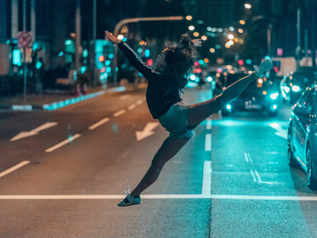 7 Things you can start doing right now to become a better dancer