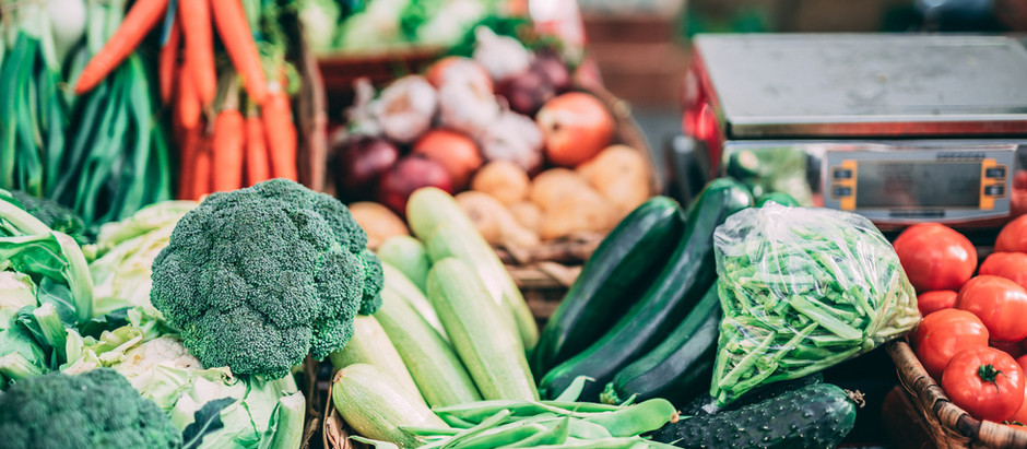 Want to Be Happier? Eat More Vegetables!