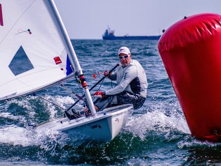 Istorija sportskog jedrenja