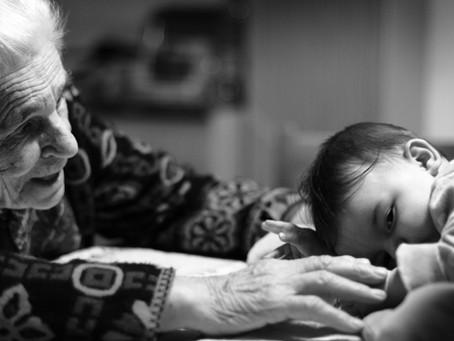 Amikor a nagyi nem jól tudja – az én történetem