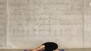 Asana Variations: Child's Pose