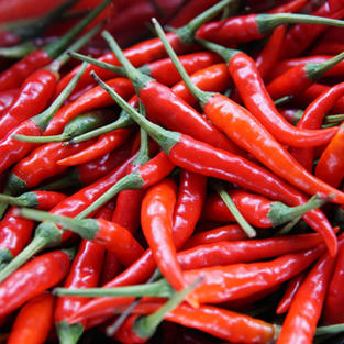 Hot Pepper Aroma Types