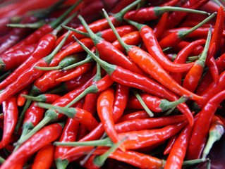 Tulia Tips -- Cayenne Pepper!