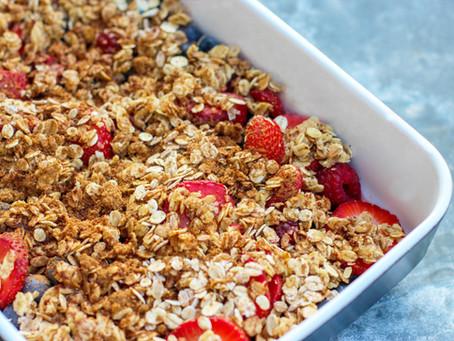¿Por qué es importante la fibra en la dieta?