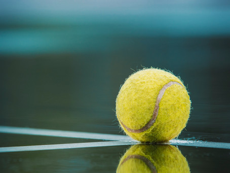 How is a Yamuna Ball Different from a Tennis Ball for Relieving Muscle Tension?