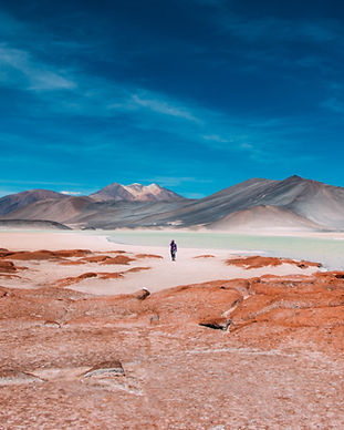 Blaycation Travel - Road Trip Adventures in Chile
