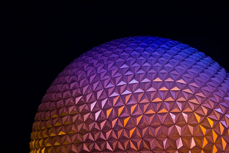 Image of Epcot by Brandon Mowinkel
