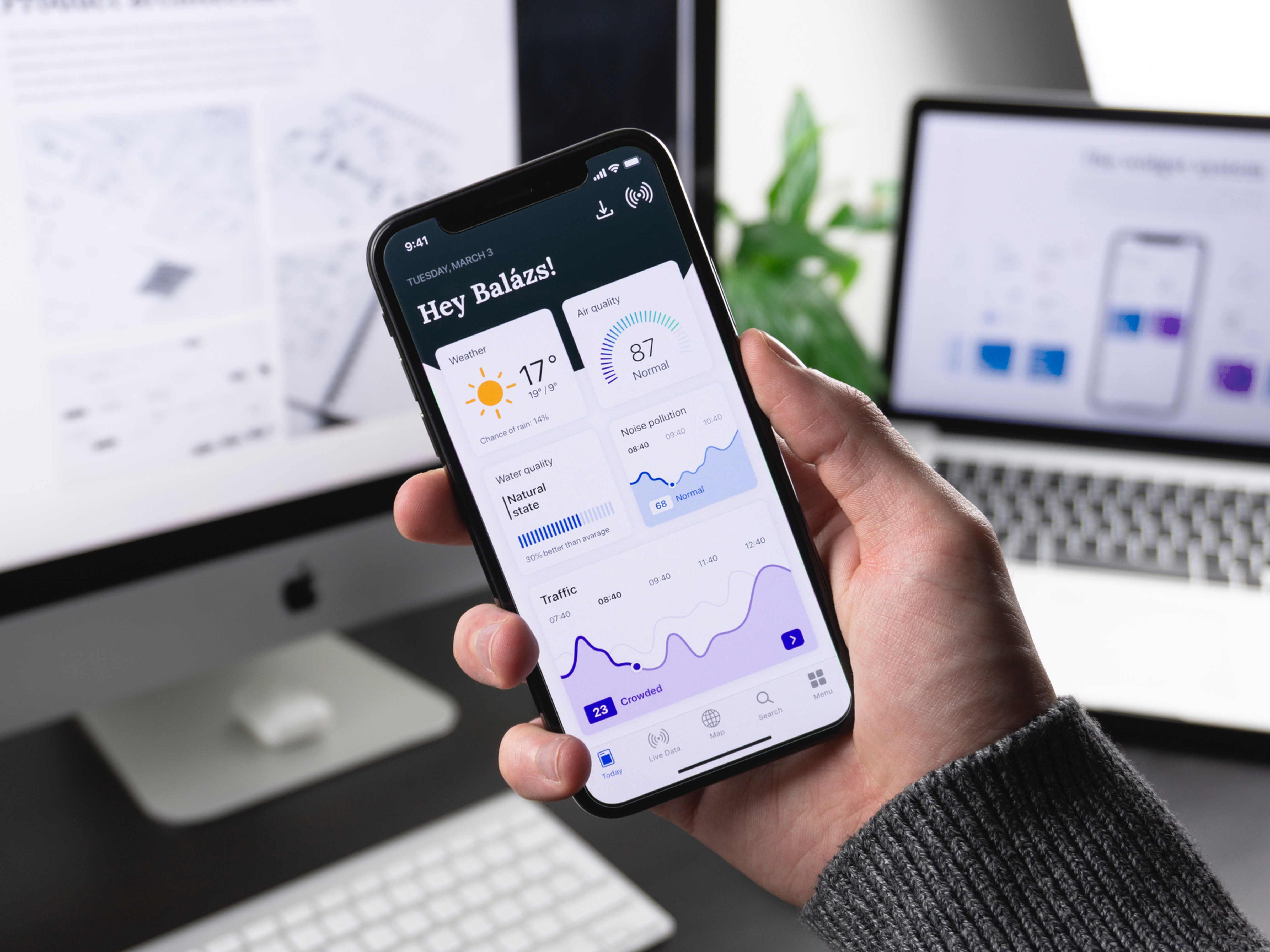 Mobile Development with Xamo Toolkit