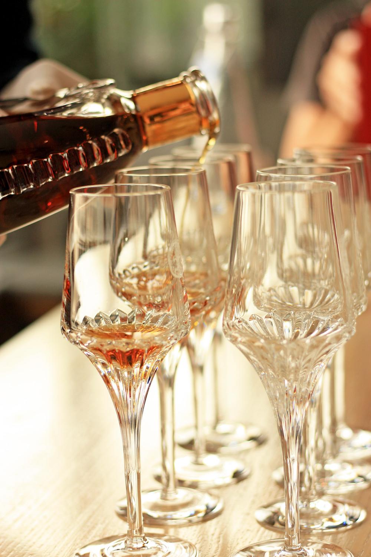 Verres à Cognac