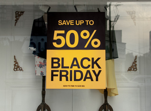 Prepare for the Black Friday storm